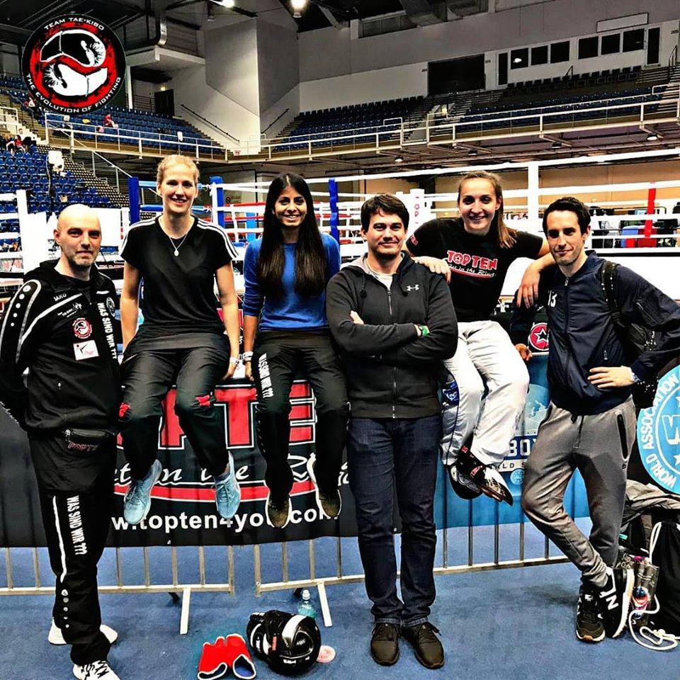 19.05.2019 WAKO World Cup in Budapest